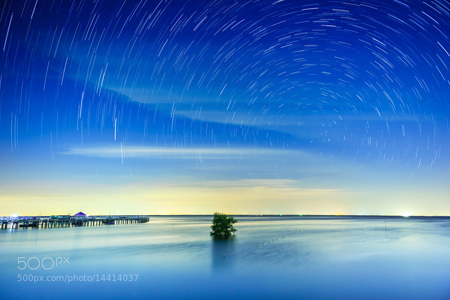 The star on sea by Pitakpong Muythaisong (PitakpongMuythaisong) on 500px.com