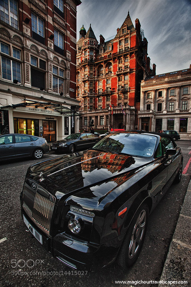 Photograph Rolls Royce by Kah Kit Yoong on 500px