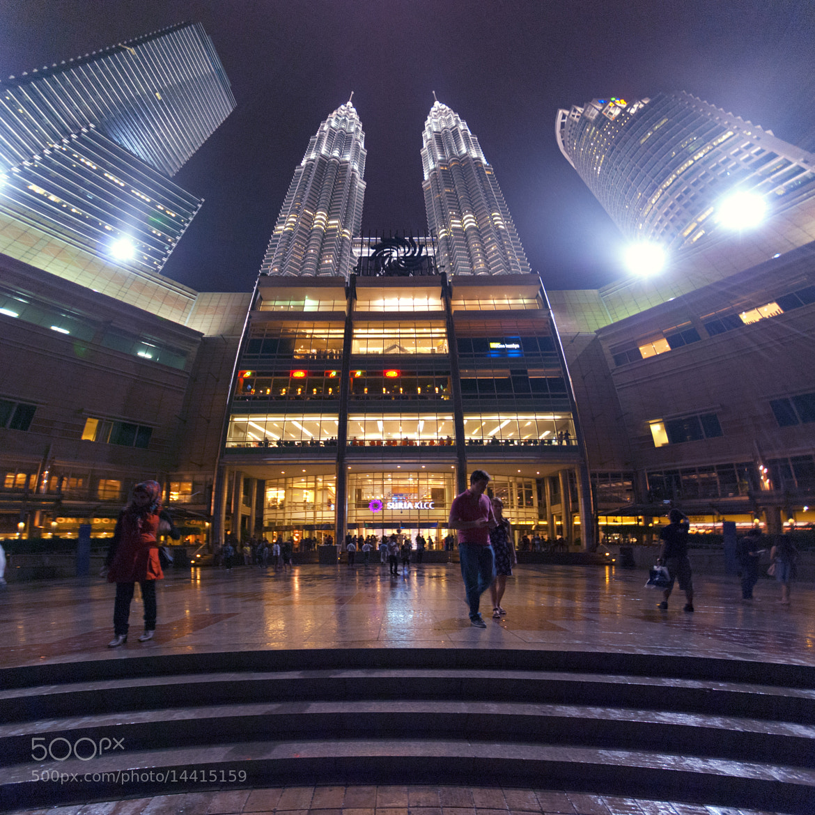 Photograph The Towers by Esmar Abdul on 500px