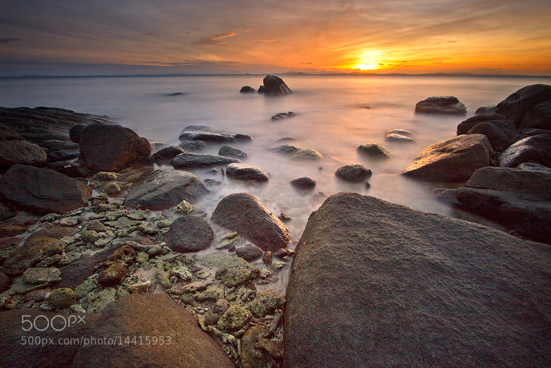 Photograph koh mun nork by amphol jarasthong on 500px