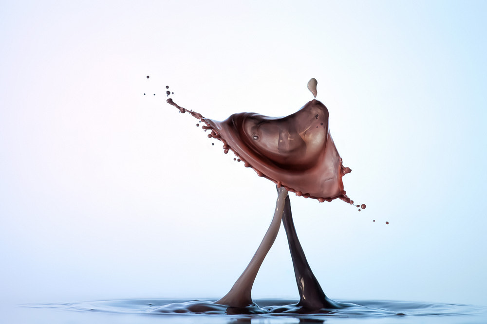 Photograph Chocolate Splash by Markus Reugels on 500px