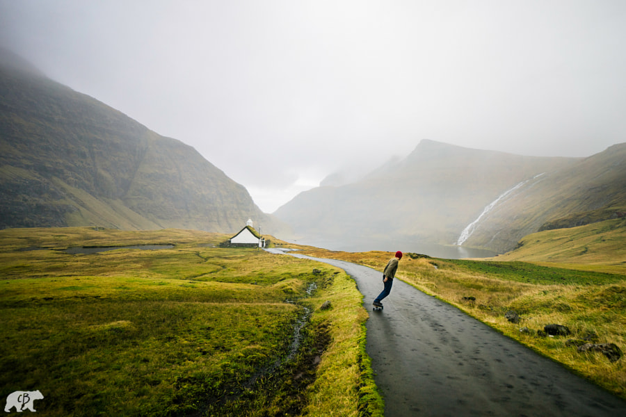 Solitude in the Fog by Chris  Burkard on 500px.com