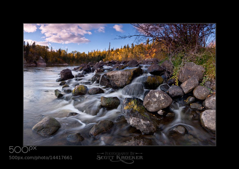 Photograph Tulabi Falls by Scott Kroeker on 500px