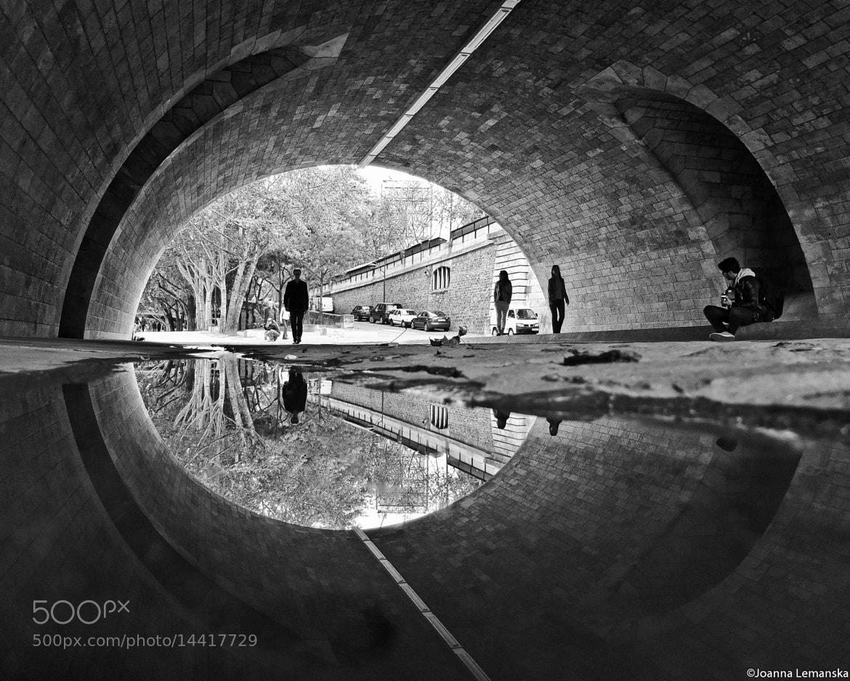 Photograph Tunnel by Joanna Lemanska on 500px
