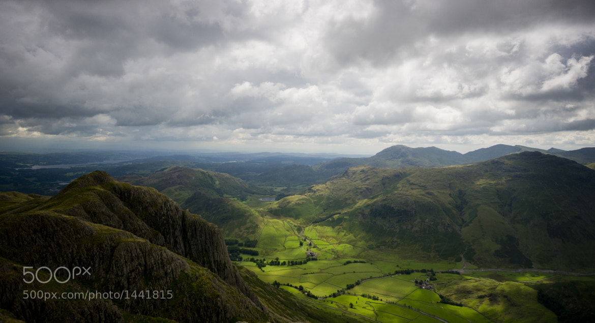 Photograph Langdale Pikes by Mark Littlejohn on 500px