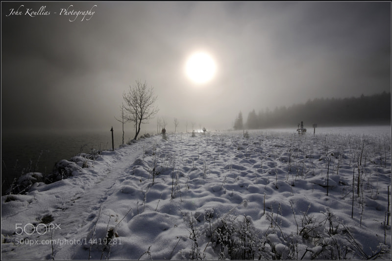 Photograph WINTER by John Koullias on 500px