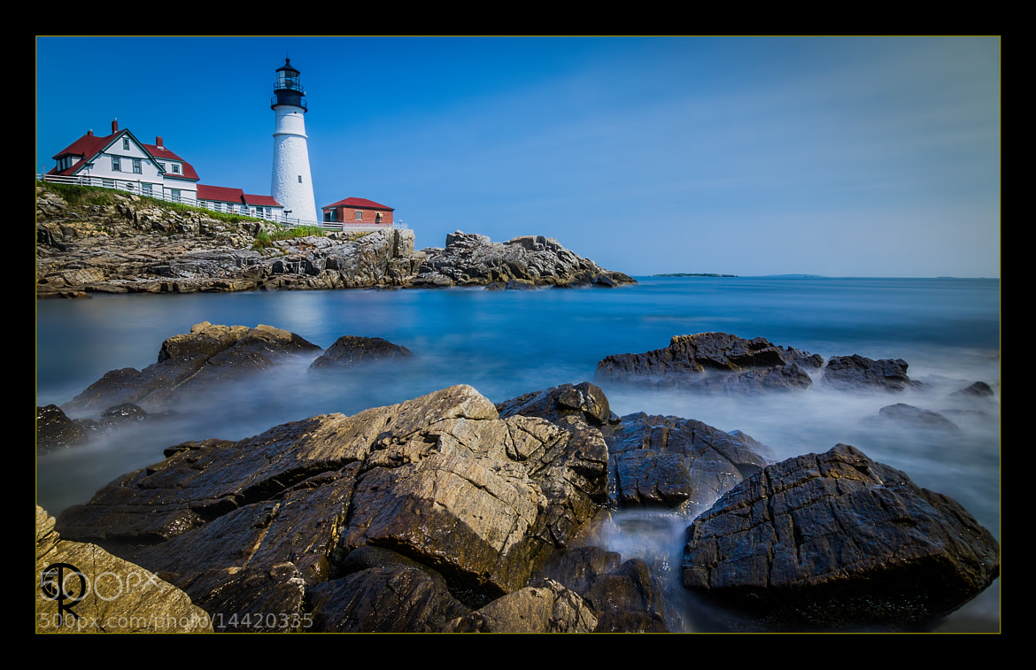 Photograph Portland Head Light by Roberto D'Antoni on 500px
