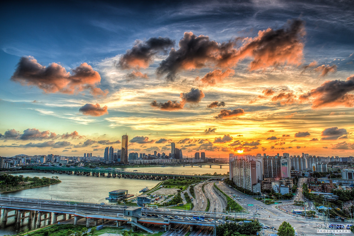 Photograph Sunset - HDR by Sungjin Kim on 500px