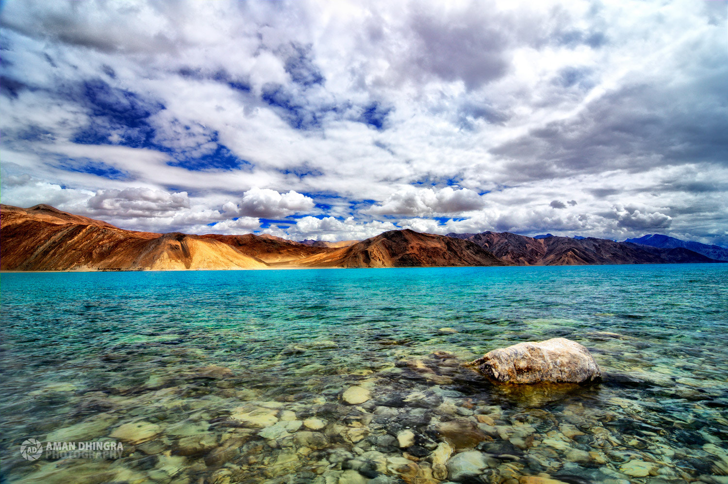 Photograph Pangong, India by Aman Dhingra on 500px
