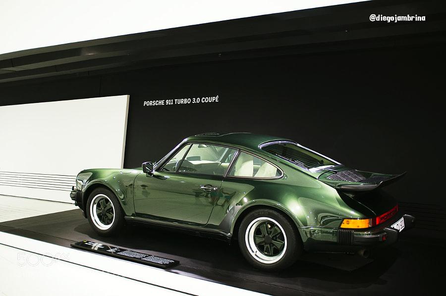 Porsche 911 by Diego Jambrina (Elhombredemackintosh) on 500px.com