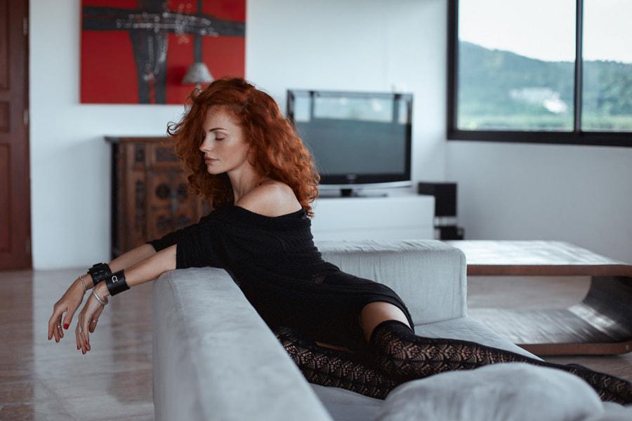 Anya by Anka Fateeva on 500px.com