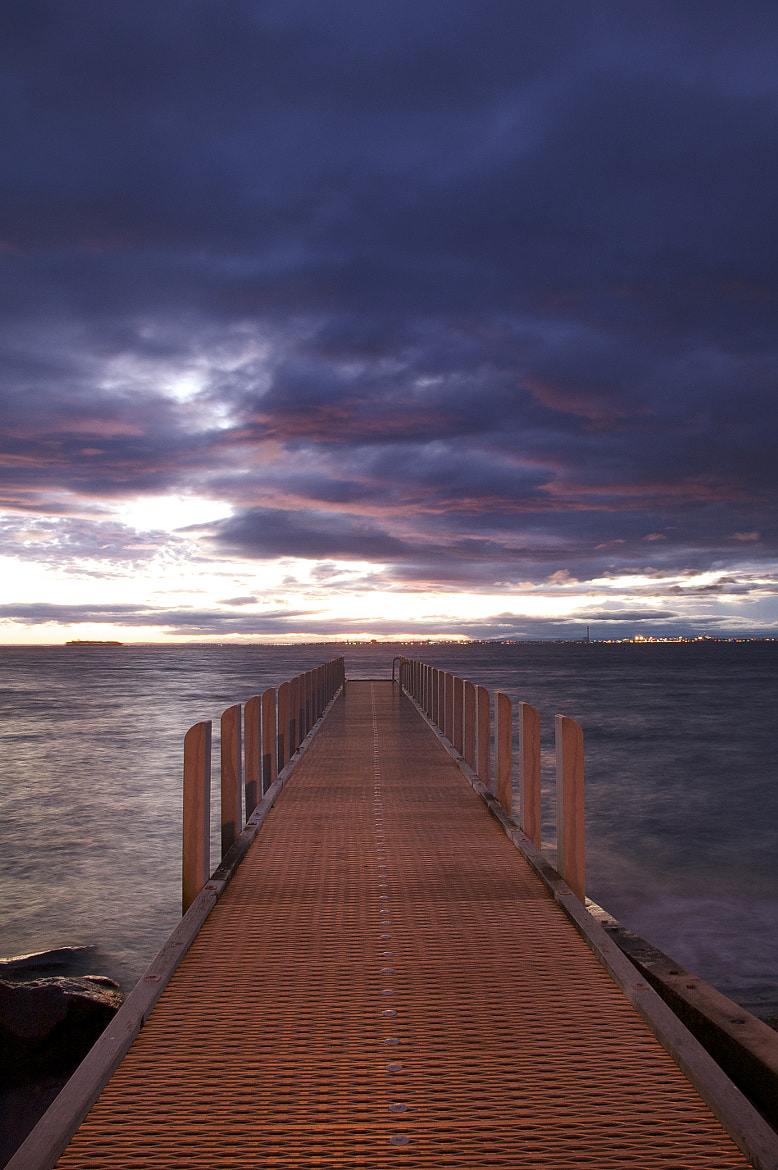 Photograph North Road Jetty by Ed Vinas on 500px