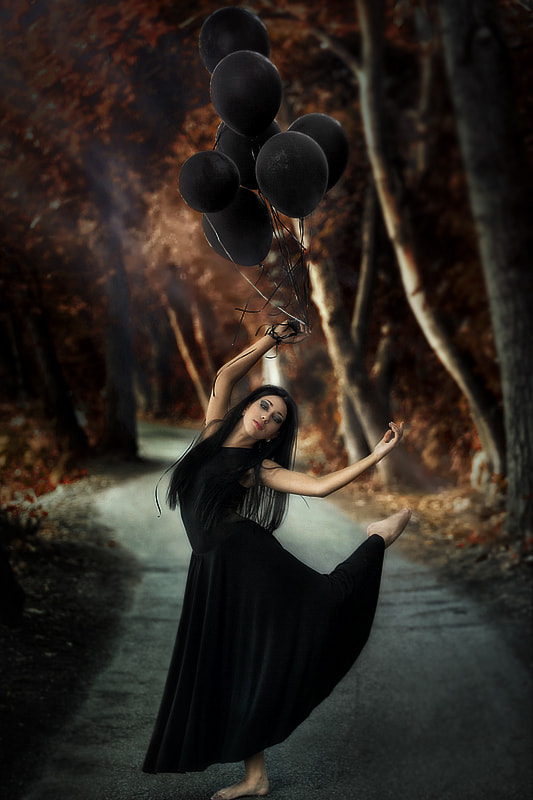 Photograph Forest dancer by Christos Lamprianidis on 500px