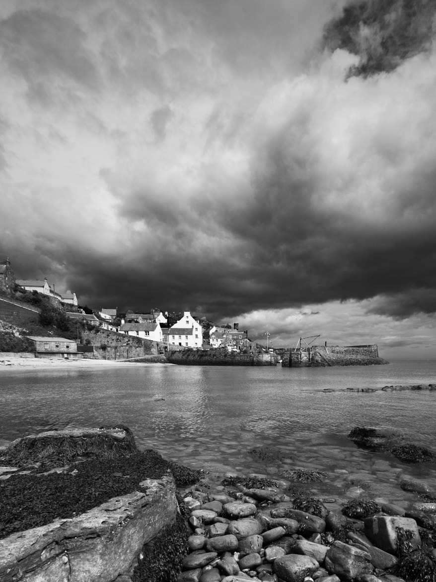 Photograph Big Storm, Little Harbour  by Simon Cameron on 500px