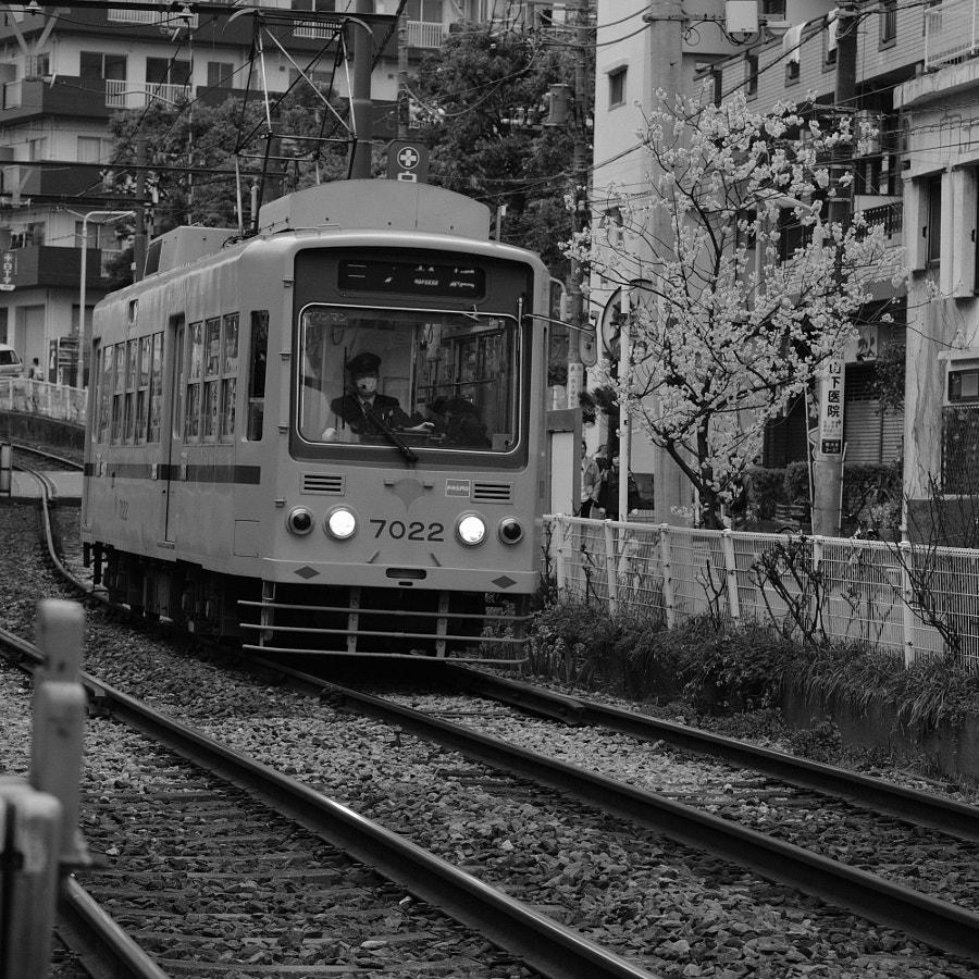 Tokyo tram by Joe Motohashi on 500px.com