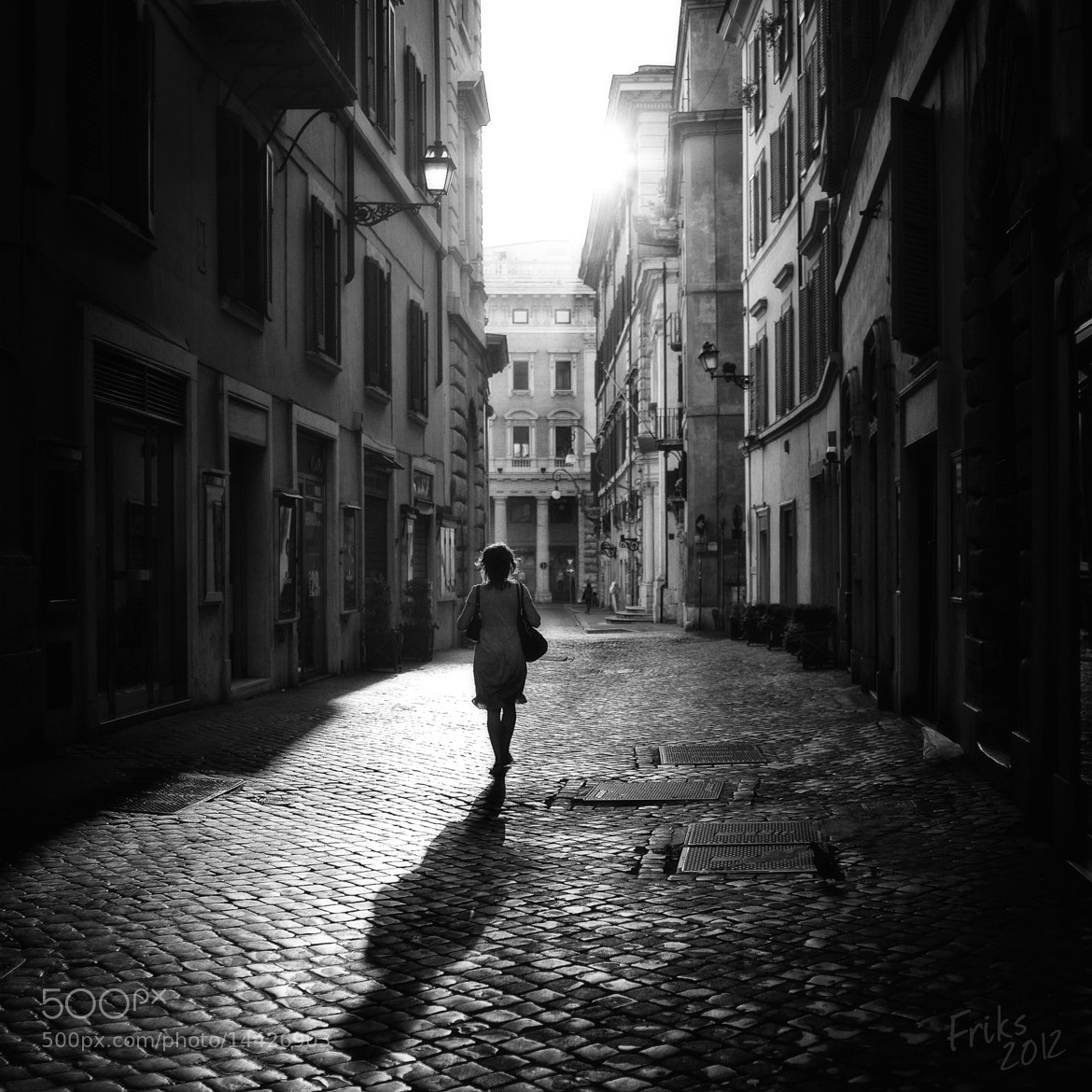 Photograph UNA MATTINA A ROMA by Mr Friks on 500px