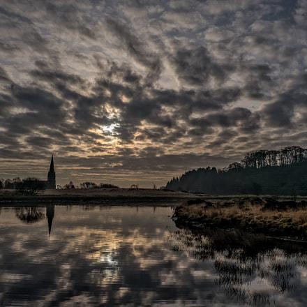 Blue Lagoon dawn