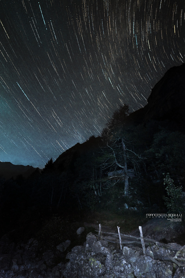 Photograph Startrails at Val di Mello by Francesco Langiulli on 500px