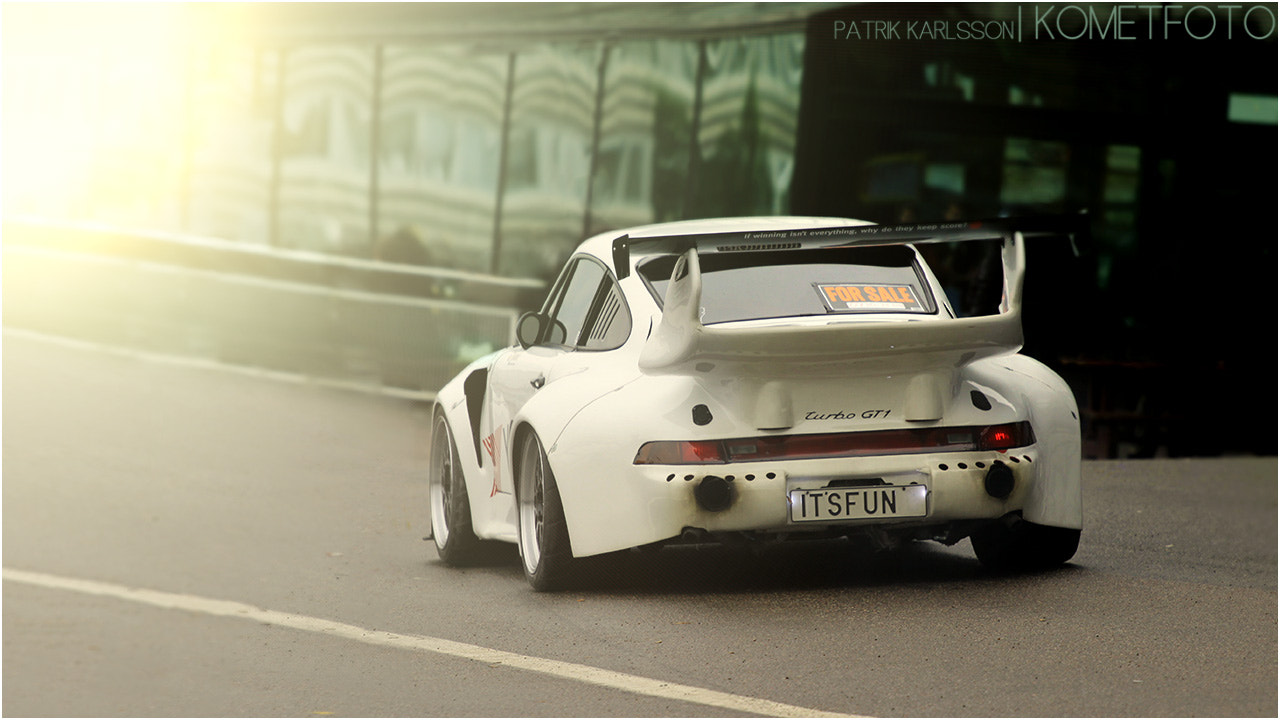 Photograph Porsche Turbo by Patrik  Karlsson on 500px