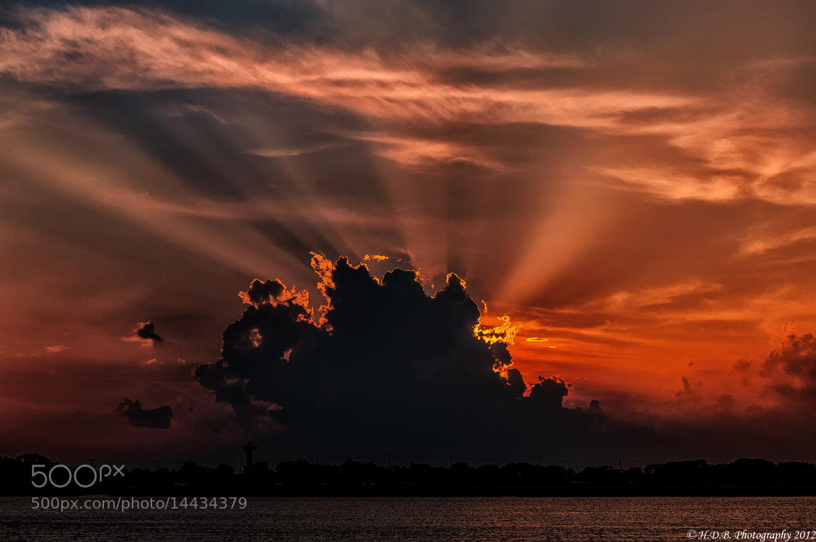 Photograph Sun Beams by Harold Begun on 500px