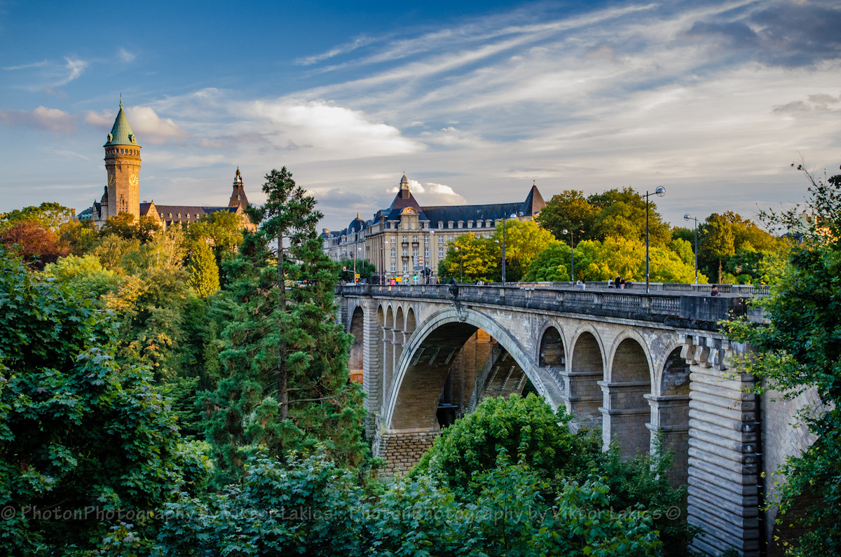 Photograph Luxembourg by PhotonPhotography -Viktor Lakics on 500px