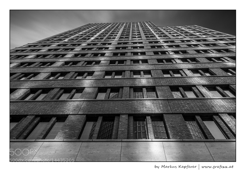 Photograph Old vs. New by Markus Kapferer on 500px