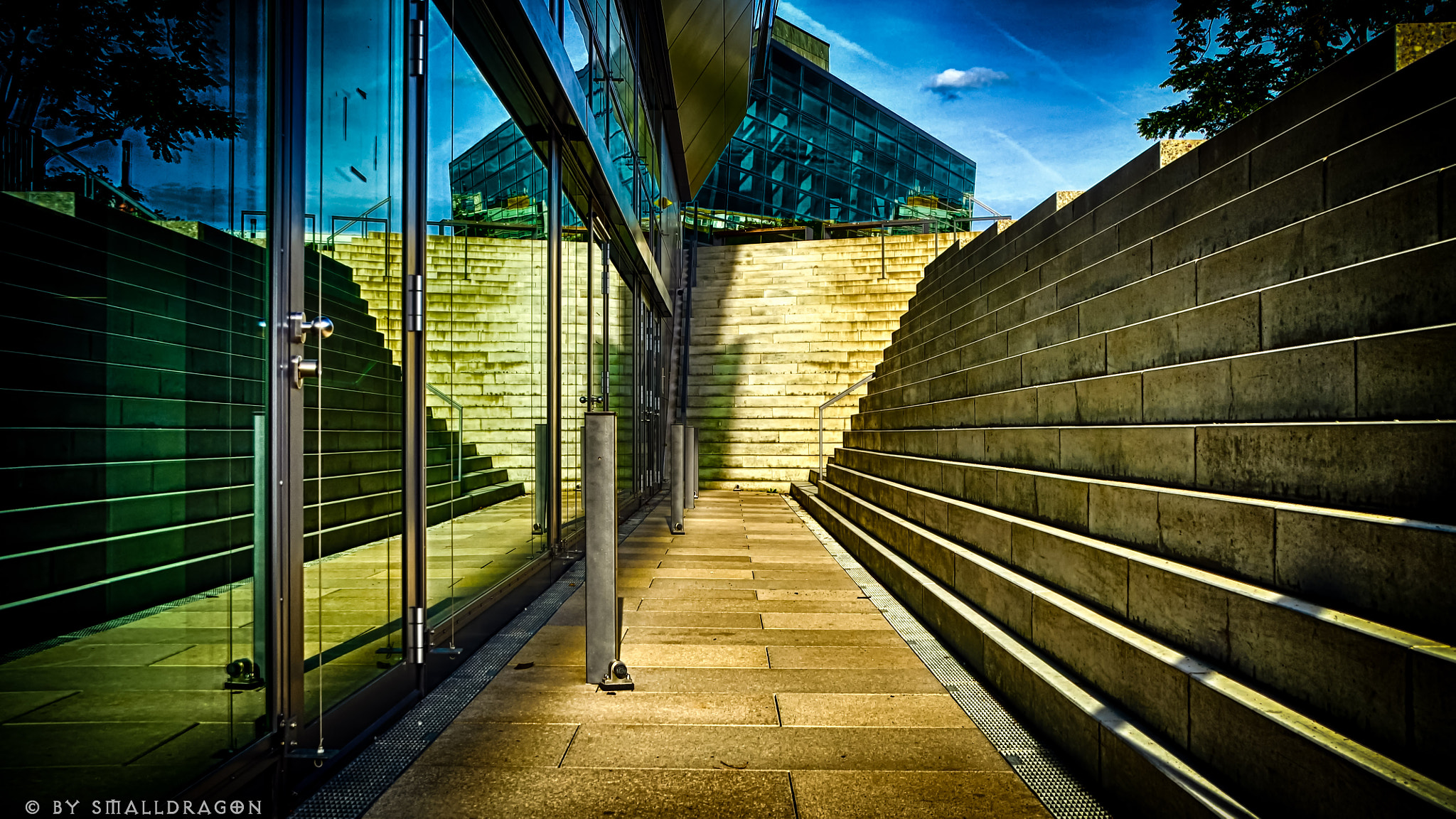 Photograph Mirror Stairs by Sven Reitis on 500px