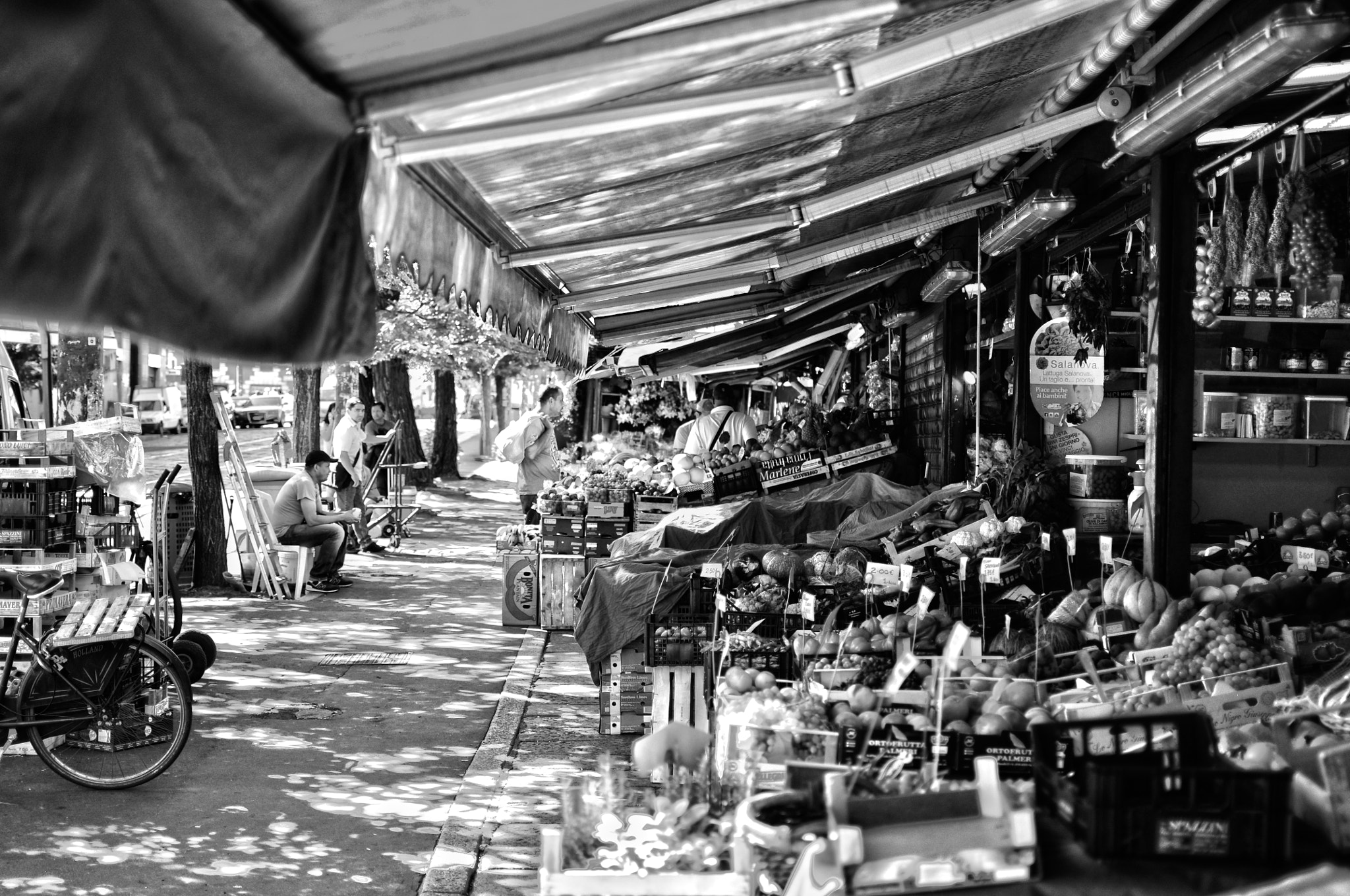 Photograph the market by Francesco Iannuzzi on 500px