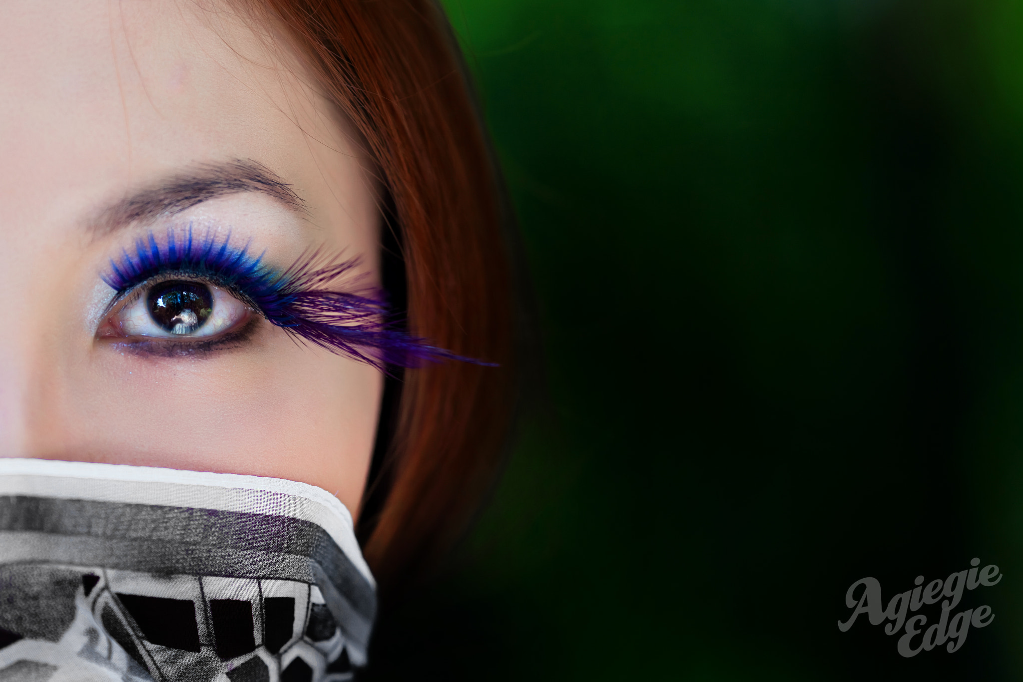 Photograph The Look by Agiegie Edge on 500px