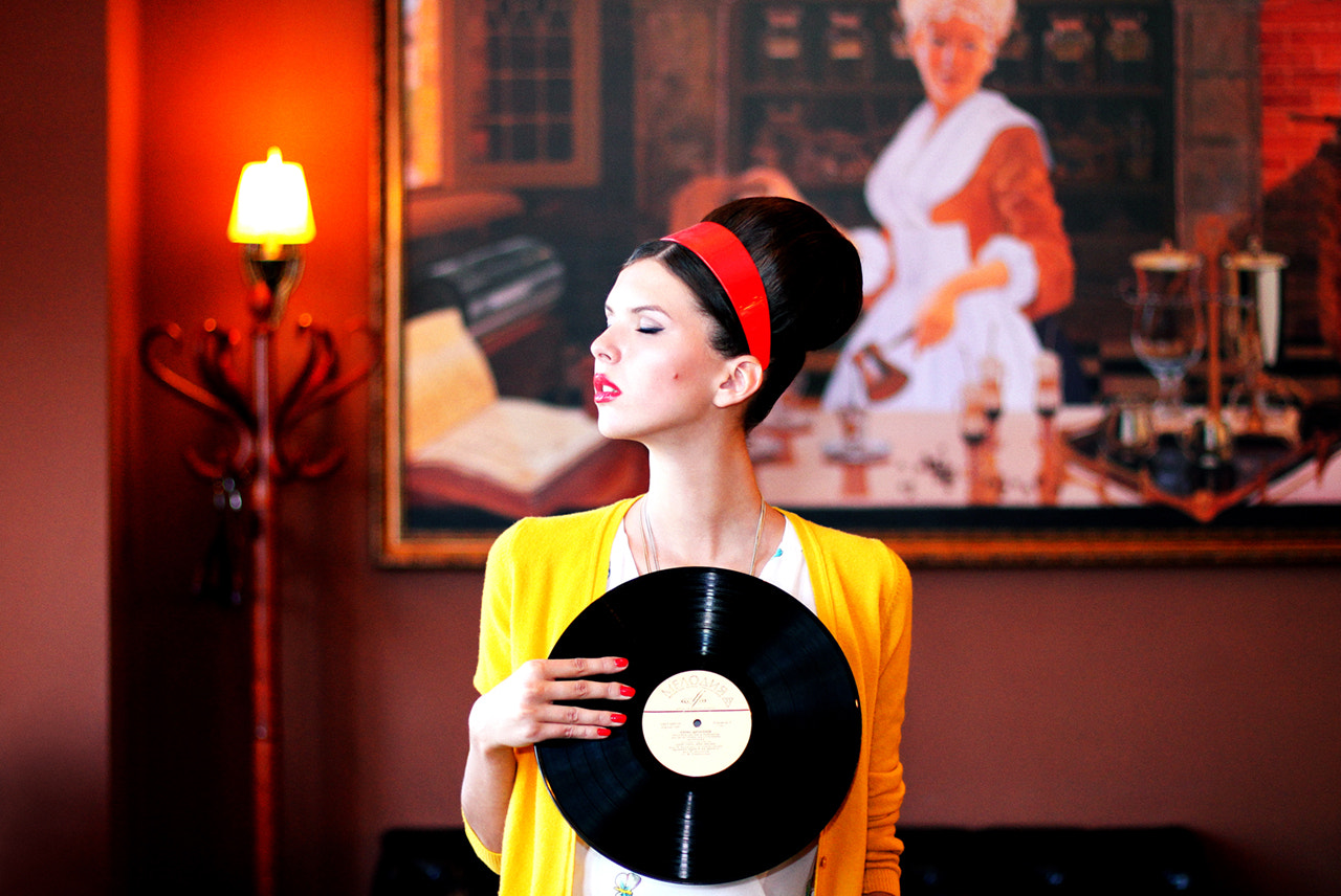 Photograph vinyl by Dmitry Logunov on 500px