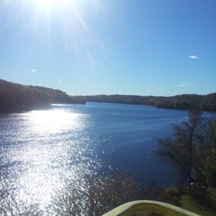 Kennebec River Hallowell, Me., Samsung SGH-I997