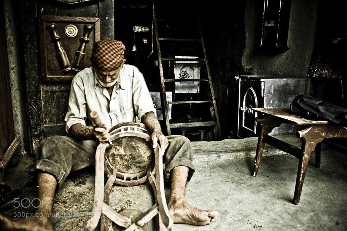Photograph The Antique shop by ARITRA SEN on 500px