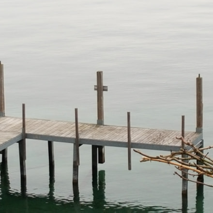 Jetty in Switzerland