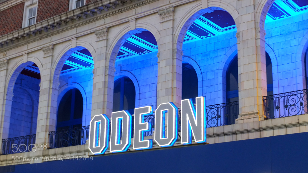 Photograph Odeon by Gary Denness on 500px