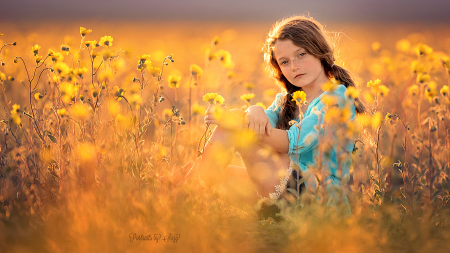 Golden Girl by Suzy Mead on 500px.com