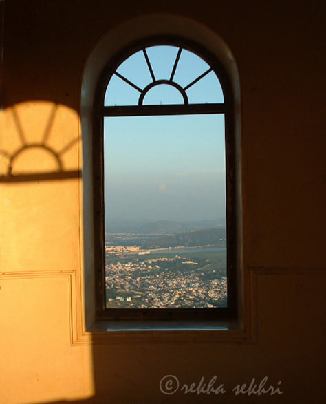 Photograph Udaipur from the Monsoon Palace by Rekha Sekhri on 500px