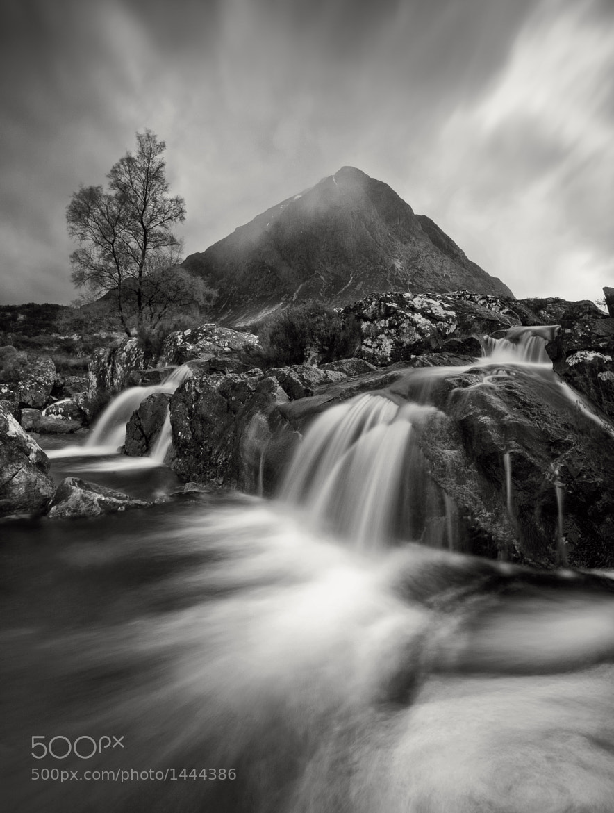 Photograph Moody Buachaille by Gary McParland on 500px