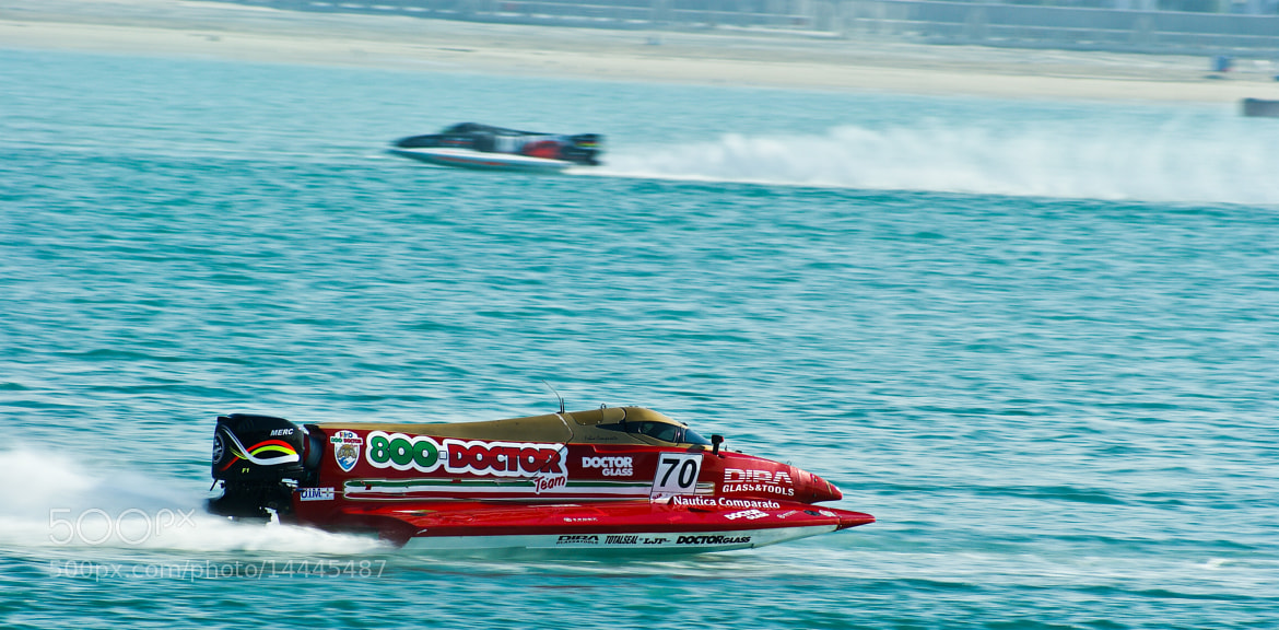 Photograph F1 for Speed Boats / World final by Muhanad Nassiri on 500px