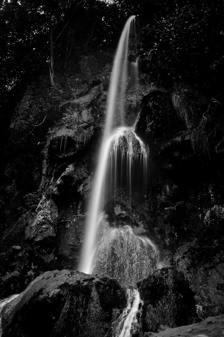 Photograph Waterfall at Bad Urach by Gereon Schlüter on 500px
