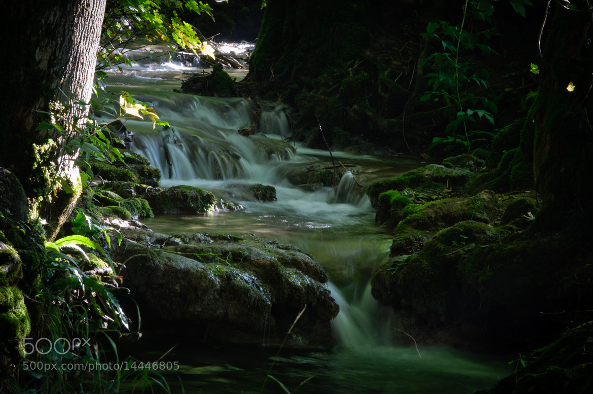 Photograph Stream at Bad Urach by Gereon Schlüter on 500px
