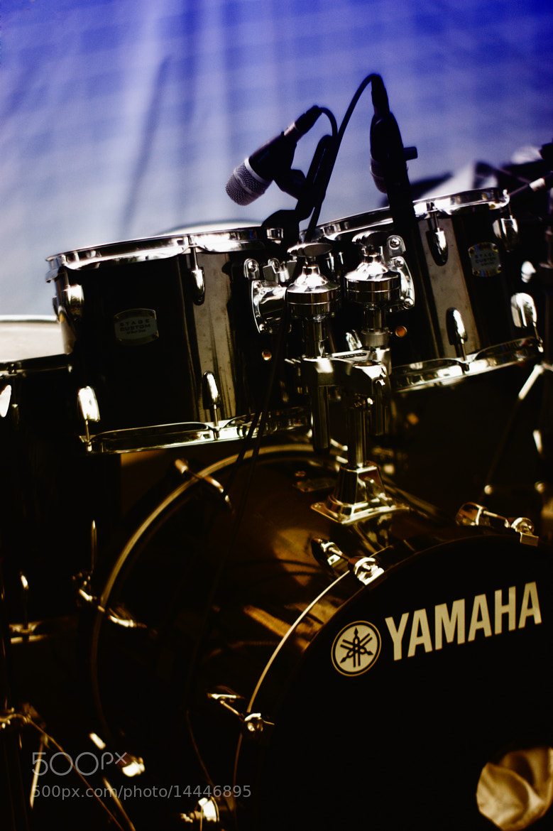 Photograph the drums of yamaha by Tolgakavascreative  on 500px