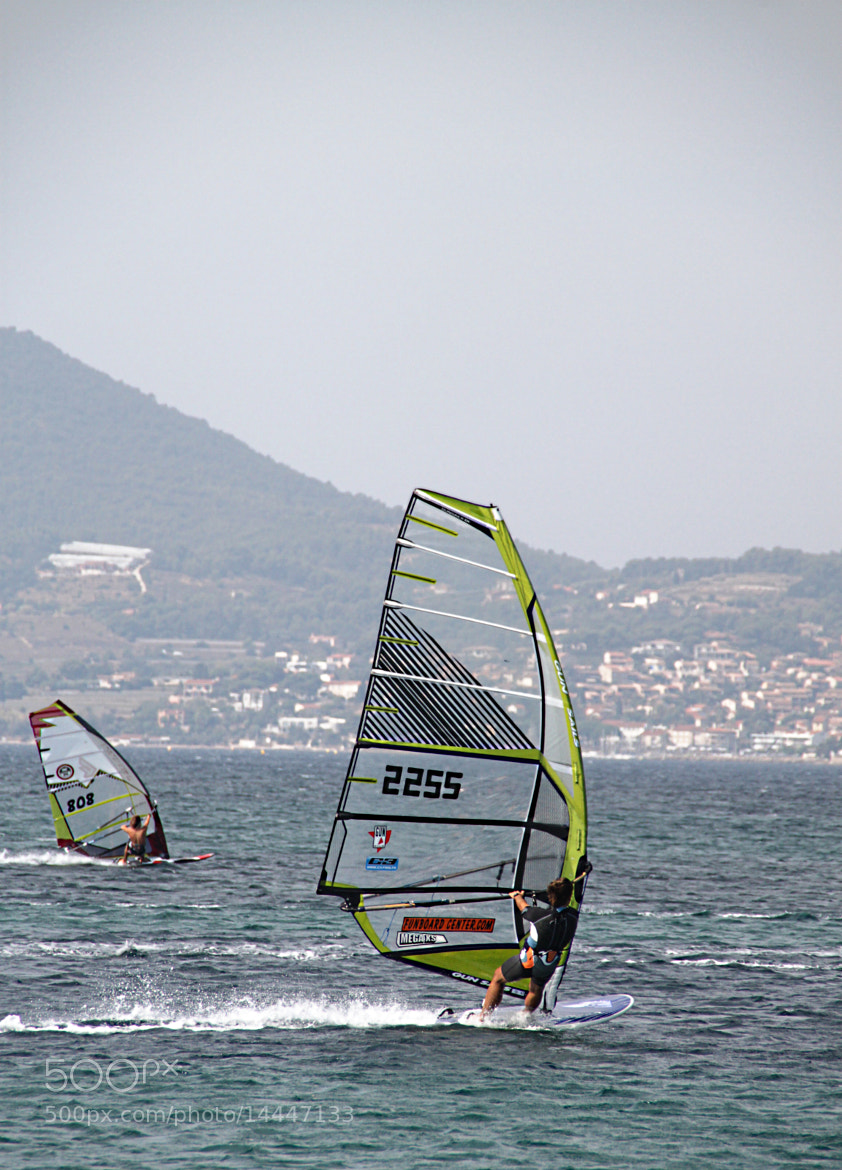 Photograph Windsurf by Brian Deale on 500px
