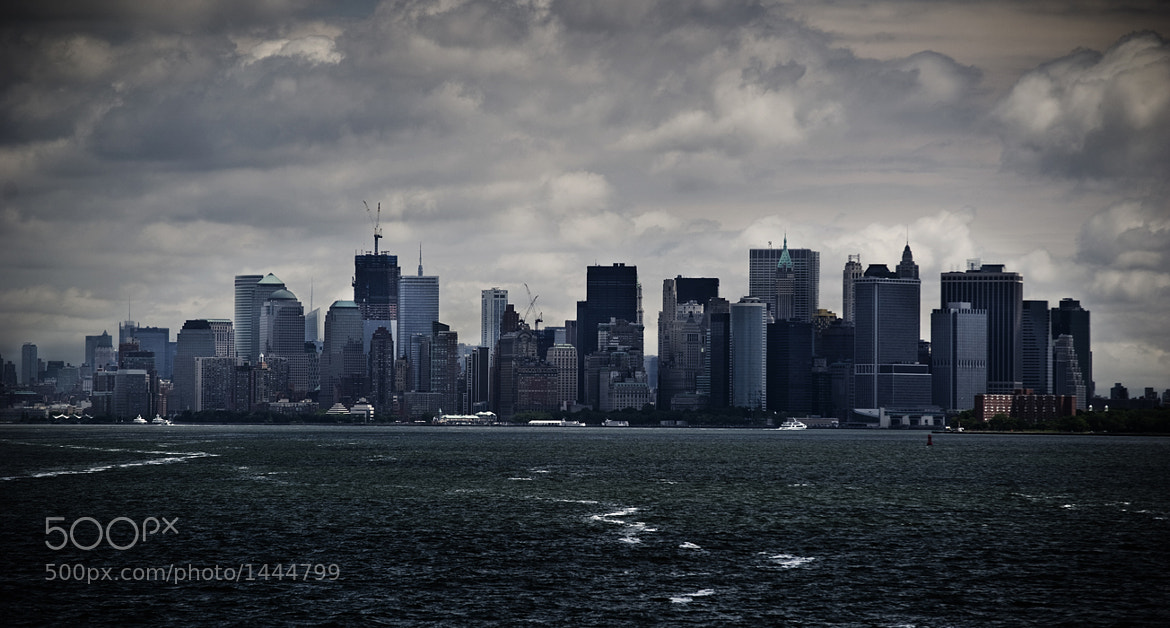 Photograph Big Apple by Manuel Angstl on 500px