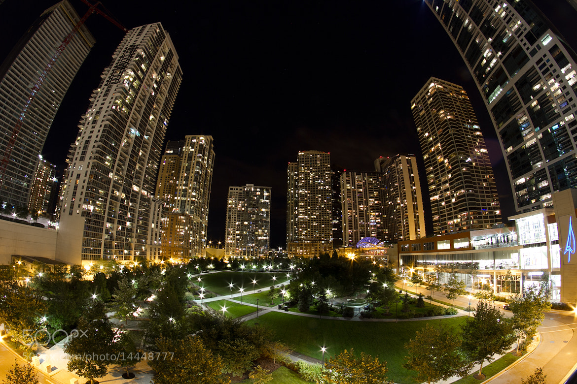 Photograph Lake Shore East Park by Brian Buckler on 500px