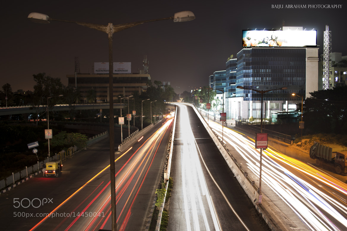 Photograph Busy Bangalore by Baiju Abraham on 500px