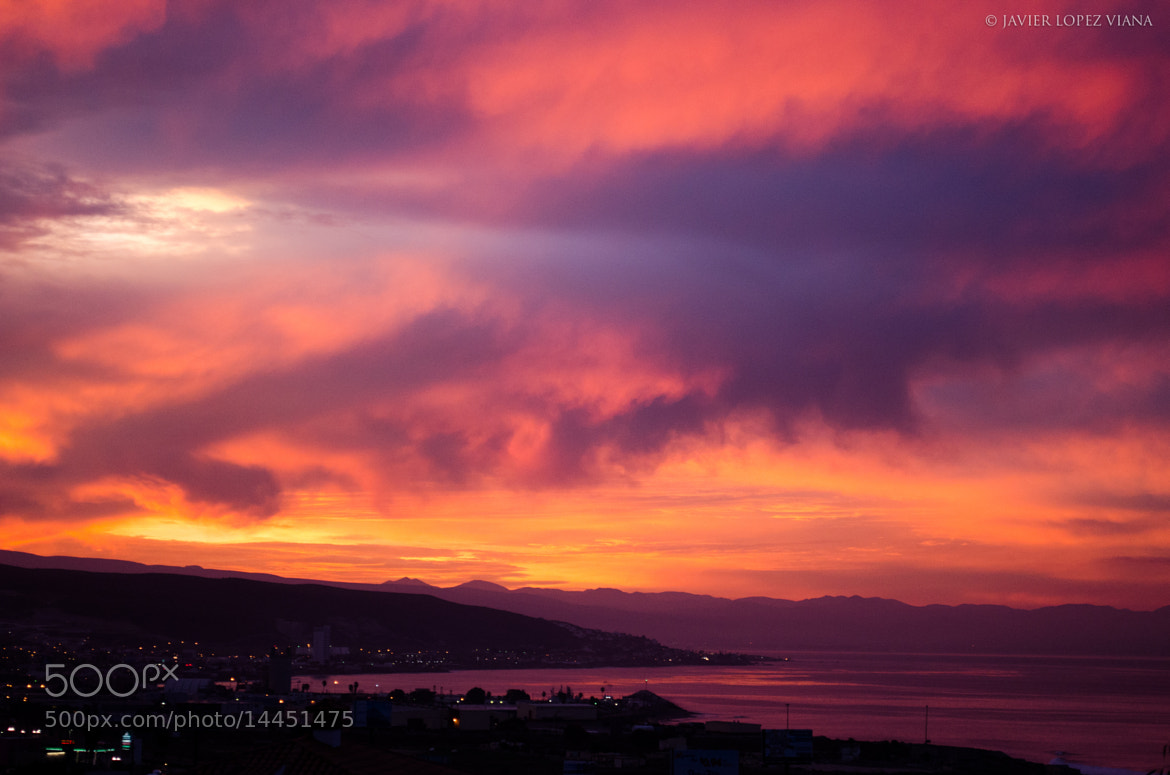 Photograph Colorful Dawn by Javier Lopez on 500px