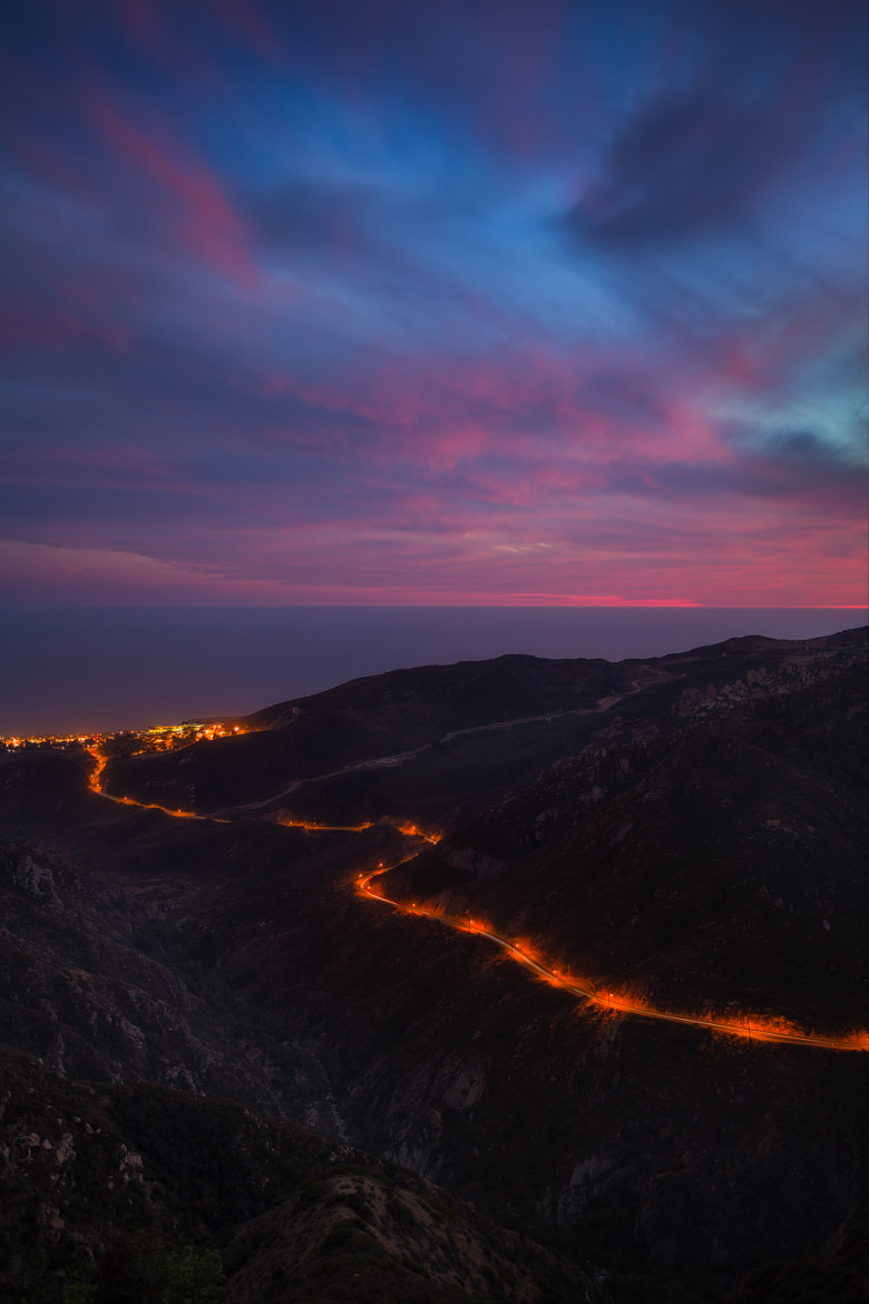 Photograph Snaking in Malibu Canyon by Bobby Gibbons on 500px