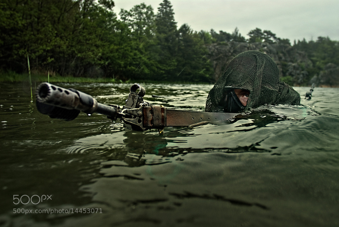 Photograph Special forces by alex dawson on 500px