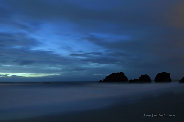 Photograph Your Pacific Blue by Anita  Nunes on 500px