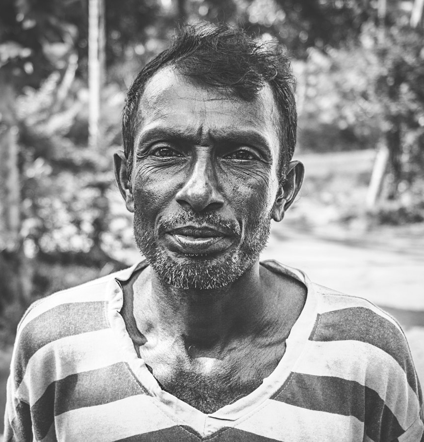 Portrait of a Rice Farmer, Welioya, Sri Lanka by Son of the Morning Light on 500px.com